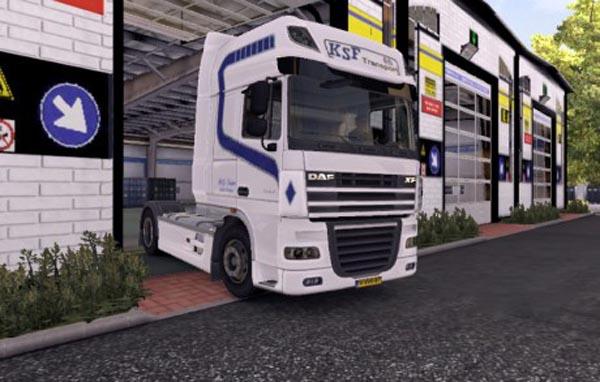 DAF – KSF Transport BSJ Trans Ermelo