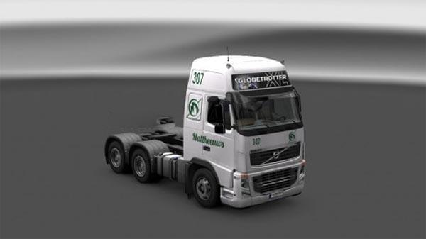 Mattheeuws Eric Transport Volvo FH16 Skin