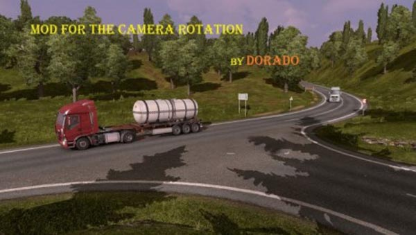 Rotation Camera mod