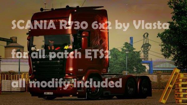 Scania R 730 Femme Fatale