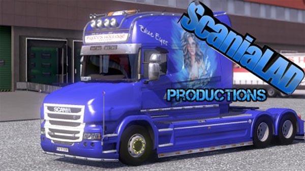 Scania Streamline Longline