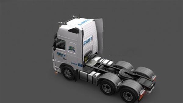 Swift Transport Skin Volvo FH16