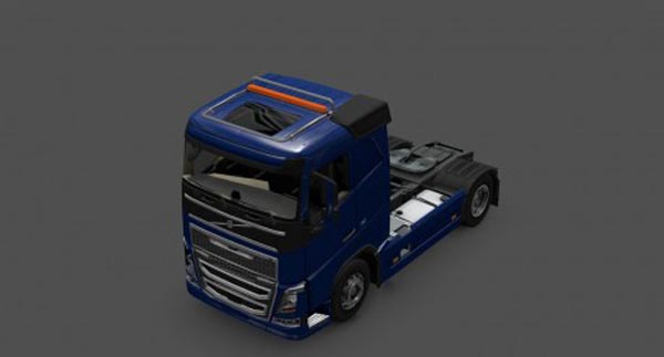 Volvo FH 2012 Roof Grill