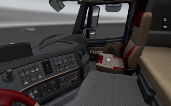 Volvo FH16 2009 Interior