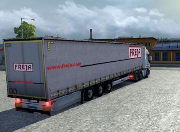 Krone Freja trailer