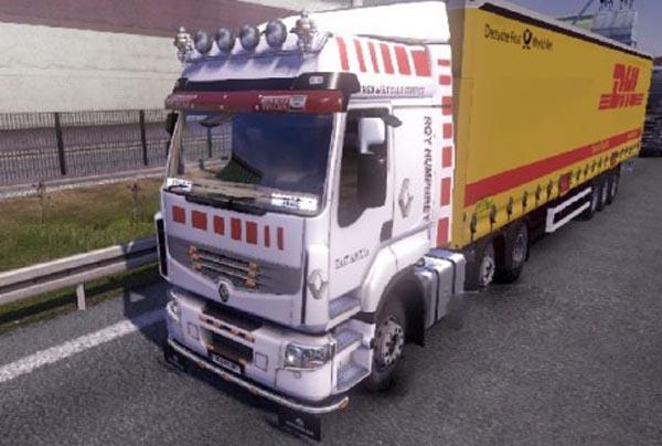 Roy Humphrey truck hire