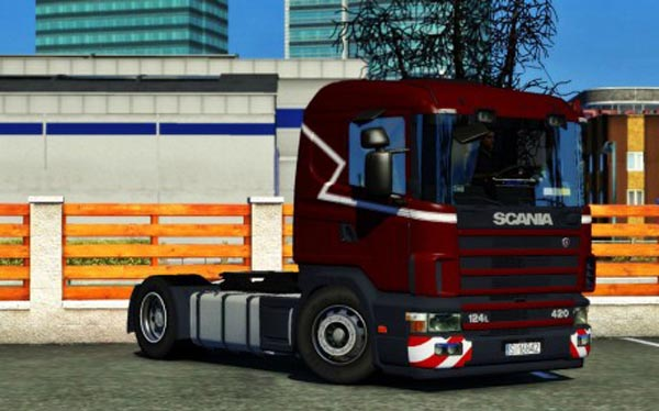 Scania 124L CR19
