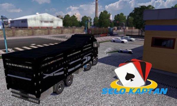 Scania 4 axle Truck