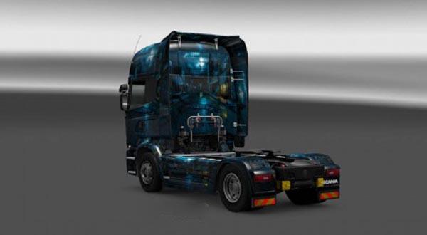 Scania Streamline Willtown Skin