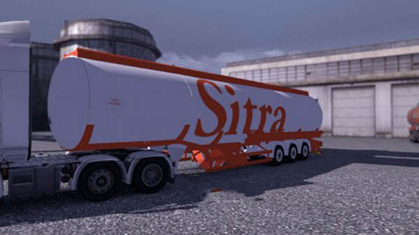 Sitra Food Trailer