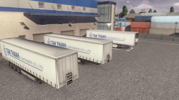 Tan Thanh trailer