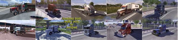 American Truck Traffic Pack
