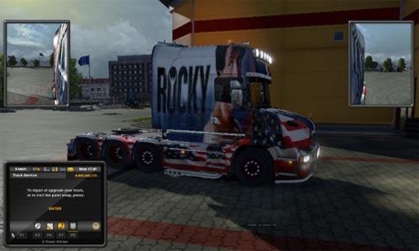 Rocky USA skin