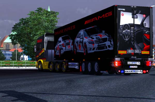 AMG Power Trailer