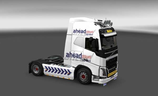 Ahead skin for Volvo FH