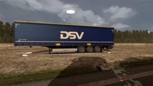 DSV Krone Profiliner