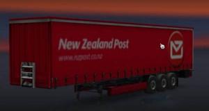 New Zealand Post Trailer Skin