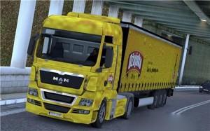 Ožujsko Combo Pack for MAN TGX