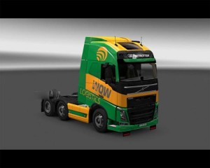 WOW Logistics skin for Volvo FH