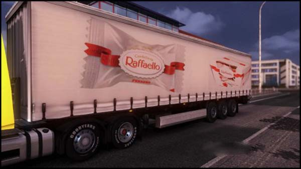 Raffaelo trailer skin