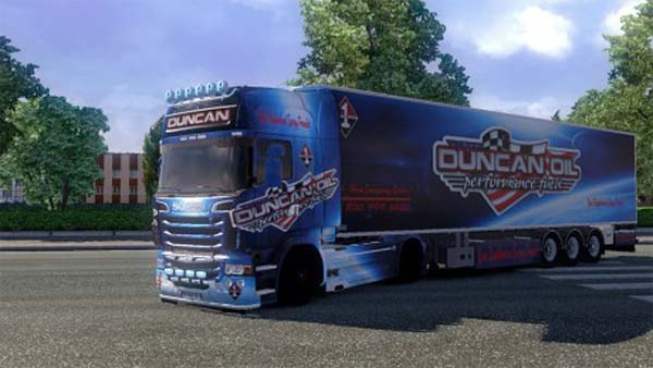 Scania Duncan combo pack