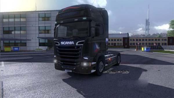 Scania Streamline Czech Republic Skin