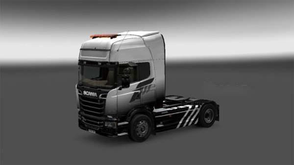 Scania Streamline Forza Edition
