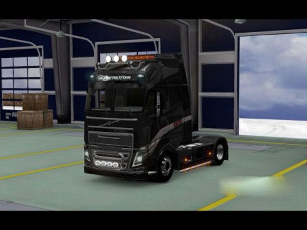 Volvo FH 750 skin