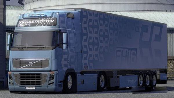 Volvo FH16 2009 Combo Pack (CandyBlue)
