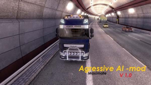 Aggressive AI