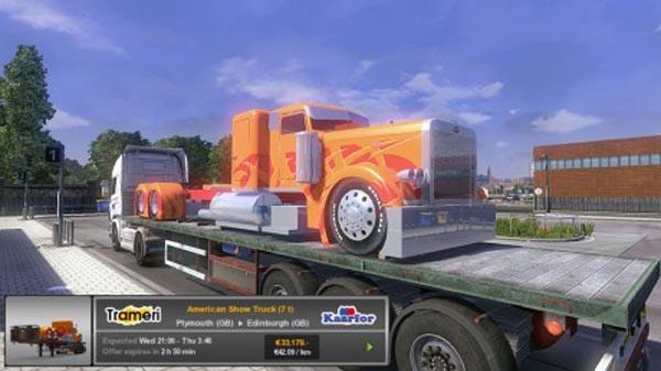 American Show Truck