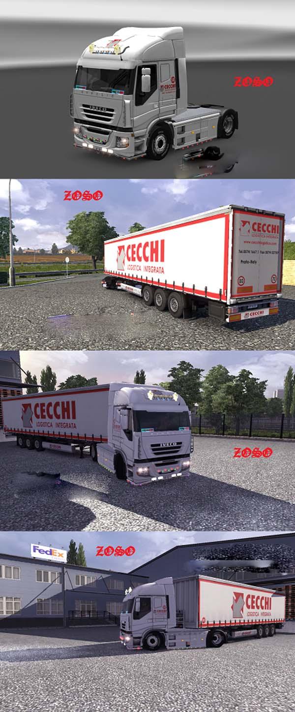 Cecchi Logistica Combo Pack
