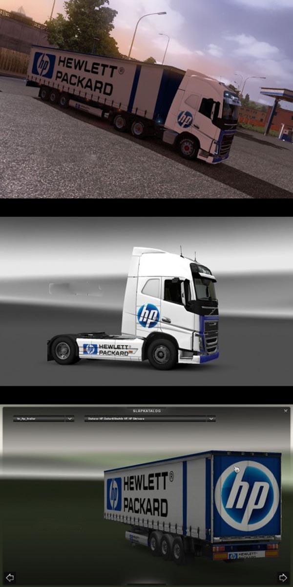 HP Hewlett Packard Combo Pack