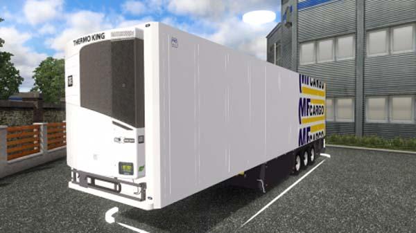 MF Cargo Trailer