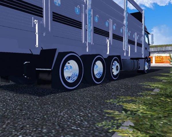 Mercedes Benz Alcoa Wheels