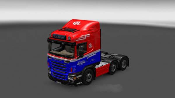 Scania R2 Rygaard Skin