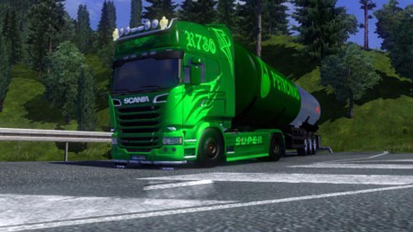 Scania Streamline 2GC Skin