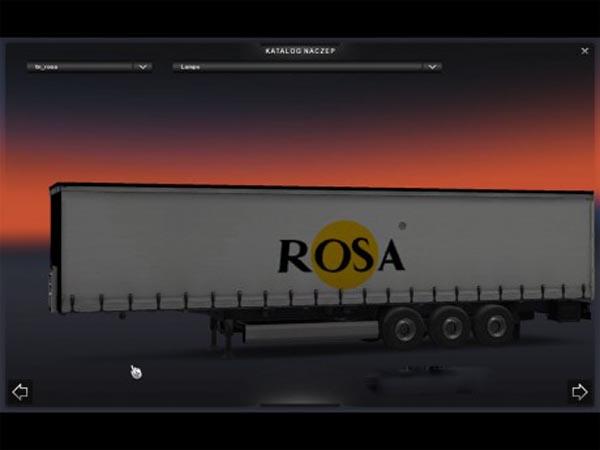 Trailer Rosa