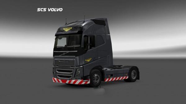 Volvo FH 2012 2013 Broshuis Skin