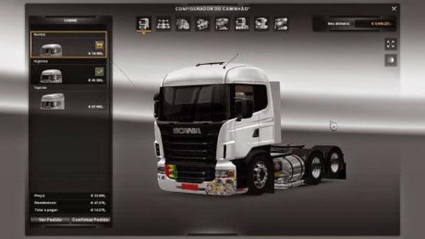Scania Edit