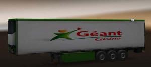 Geant Casino Trailer