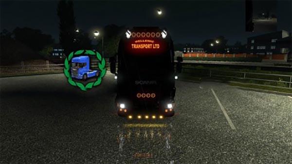 Scania R Hellenic LTD