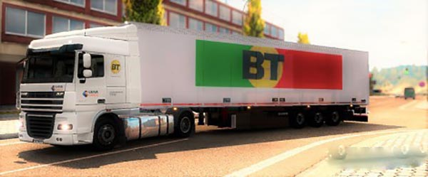 Barrinho Transportes – Combo Pack V2.0