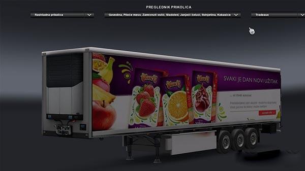 Croatia trailer skin v1.1a