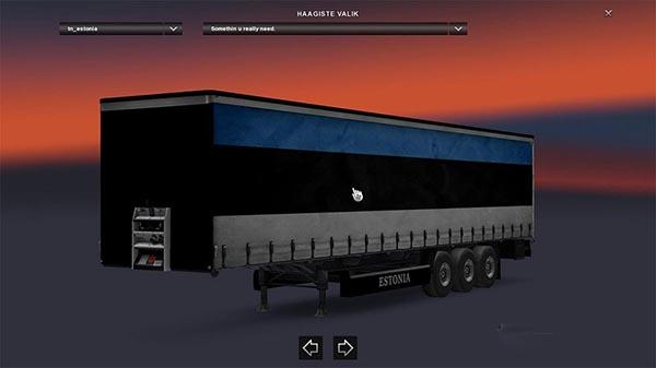 Estonian trailer