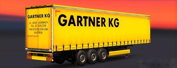Gartner KG Trailer Profiliner