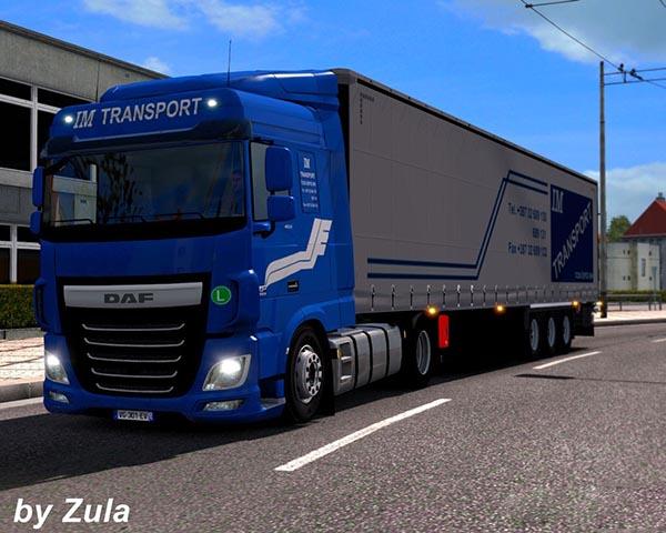 IM Transport Zepce BIH Combo Pack