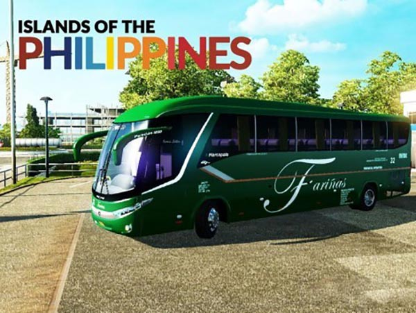 Islands of the Philippines G7 v2 + BONUS SKINS