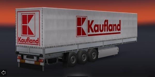 Kaufland Trailer