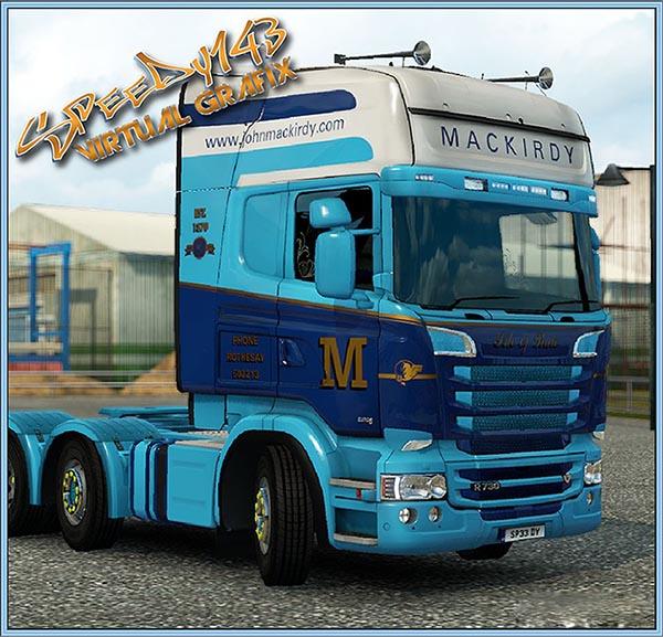 Mackirdy skin for RJL Scania